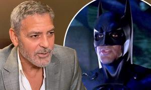 """""""Se puede hacer una mala película con un buen guión"""": George Clooney reveló lo que aprendió dándole vida a Batman"""