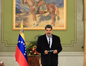 Maduro justificó, ante oídos complacientes, su ataque a las fuerzas democráticas