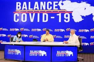 """Maduro """"flexibiliza"""" nuevamente la cuarentena esperando que no surja una segunda ola en Venezuela"""
