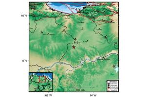 Sismo de magnitud 3.3 en Pariaguan, estado Anzoátegui