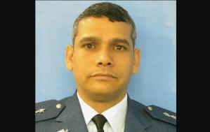 Excarcelaron de Ramo Verde al teniente de la Aviación Henry Salazar Moncada (Foto)