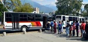 Sepa como funcionará el sistema digital de pago para el transporte público en Guatire