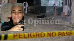 Era venezolano el joven asesinado en Cúcuta