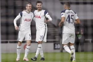 Tottenham golea con doblete de Gareth Bale y Leicester cae contra el Arsenal