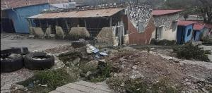 Las casas del barrio El Paradero en Táchira se caen ante indolencia de las autoridades