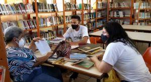 Espacio educativo abandonado: Biblioteca de Nueva Esparta, entre robos y falta de atención