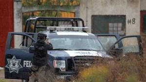 Asesinan a 11 personas durante una fiesta en México