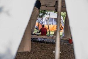 Estados Unidos comenzó a procesar las solicitudes de migrantes varados en el campamento de Matamoros