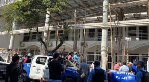 Acribillan a empresario y otras cinco personas en Honduras