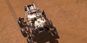 El rover Perseverance de la Nasa se acerca a Marte