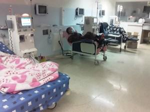 Pacientes renales de Falcón libran una dura batalla por la vida