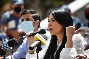 Delsa Solórzano se suma a la convocatoria de la juventud: Venezuela va a manifestar en las plazas públicas este #12Feb