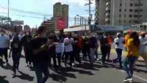 Estudiantes en Zulia marchan en conmemoración del Día de la Juventud #12Feb (VIDEO)