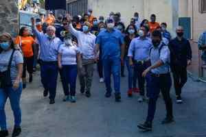 Diputados legítimos exhortaron al pueblo de Vargas a luchar sin miedo contra el régimen (Fotos)