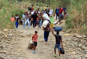 Europa anuncia donación de 137 millones de euros para atender la crisis migratoria venezolana