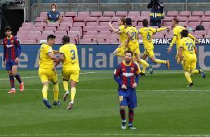 """El Barça regala """"otro pedacito"""" de La Liga"""