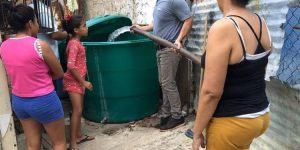 En varios sectores de Anzoátegui tienen más de un año sin agua
