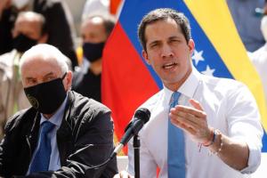 """""""La dictadura cada vez se degrada más"""": Guaidó le replicó a Brito, empleado de Alex Saab"""