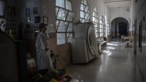 Vida de pacientes en Anzoátegui depende de un solo tomógrafo en red la hospitalaria