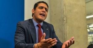 Olivares evidenció la acelerada hiperinflación que atraviesa el país