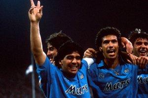 """Ex compañero de Maradona en Napoli reveló cuánto costaría el """"Pelusa"""" en la actualidad"""