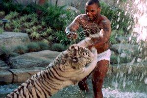 Tyson contó por qué compró a sus míticos tigres de Bengala y cómo los consiguió