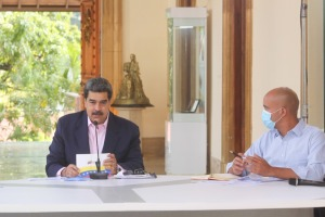 ¿Trampa caza bobos? Maduro retó a Capriles, Uzcátegui y Ocariz para participar en un nuevo fraude electoral