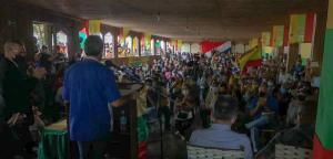 Convergencia Venezuela: El 1er Pleno tricolor agrupó a más de 400 coordinadores en Yaracuy