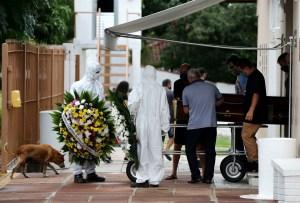 La pandemia del Covid-19 ha dejado al menos 2.581.034 muertos en el mundo