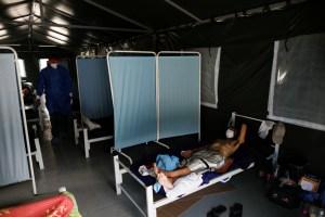 Venezuela sumó más de mil nuevos casos de coronavirus, según cifras del chavismo
