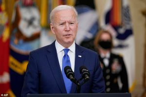 Biden signals no rush to reverse Trump policy on Venezuela
