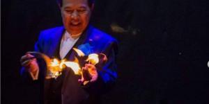 El día que Gustavo Lorgia, ilusionista colombiano, hizo un show de magia para Pablo Escobar