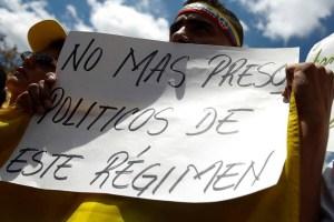 Foro Penal contabilizó 309 presos políticos en Venezuela
