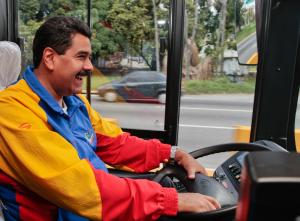 """ABC: Maduro cuando fue conductor de autobús """"Era vago e irresponsable"""", reveló su exjefe"""