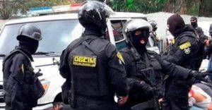 Inusual despliegue de la Dgcim alertó a transeúntes de La Castellana este #30Jul (Video)