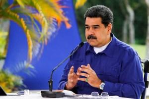 """Maduro admite """"intensas negociaciones"""" con la oposición para """"ampliar"""" garantías electorales (VIDEO)"""