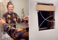 ¿Invasores invisibles? Creía que su apartamento estaba embrujado y descubrió una habitación oculta espeluznante