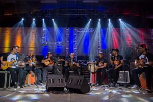 """Agrupación larense """"Carota Ñema y Tajá"""" celebró cuarenta años de vida musical"""