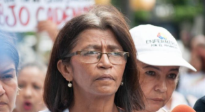 EEUU condecorará a enfermera Ana Rosario Contreras por su coraje y valentía