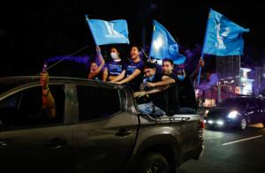 Resultados preliminares de las elecciones en El Salvador dan ventaja al partido de Bukele