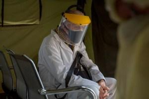Venezuela registró dramática jornada bajo el azote de la pandemia con otros 1.184 casos