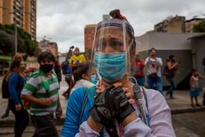 Venezuela superó los 170 mil contagios de Covid-19, según cifras chavistas