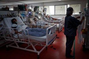 Brasil superó los 15 millones de casos confirmados por Covid-19