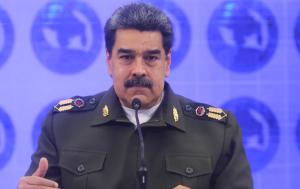 Maduro recordó a Grüber Odreman en medio de los milicianos a su servicio