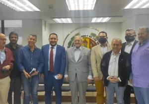 ¡Puaj! Se juntaron los alacranes de Álex Saab para pelarle el diente al chavismo (Foto)