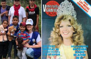 Cristal Montañéz: De Miss Venezuela a defensora de los derechos humanos