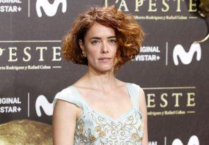 Patricia López Arnaiz se llevó el premio a mejor actriz protagonista en los Goya