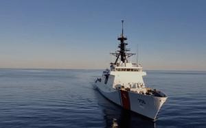 Guardacostas de EEUU completó misión contra pesca ilegal y narcotráfico en Latinoamérica
