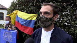 Colombian activists stand against xenophobia after mayor's response to crime involving venezuelans