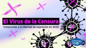 Ipys Venezuela: Las limitaciones informativas fueron un virus en el 2020